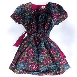 Tea Collection size 4T Kazari Floral dress